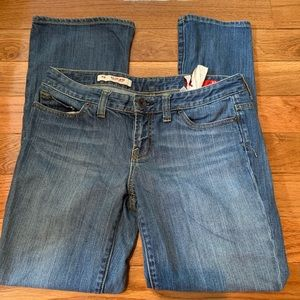 Boot cut express jeans 10